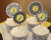 BUZZ Baby Shower PRINTABLE PARTY Collection from The Celebration Shoppe