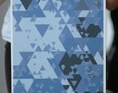 Nayru: Abstract Zelda Poster