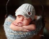 Newsie Infant Beanie