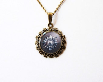 House Nymeros Martell of Sunspear - Game of Thrones Jewelry - House Martell Pendant - House Martell Necklace - Oberyn Martell