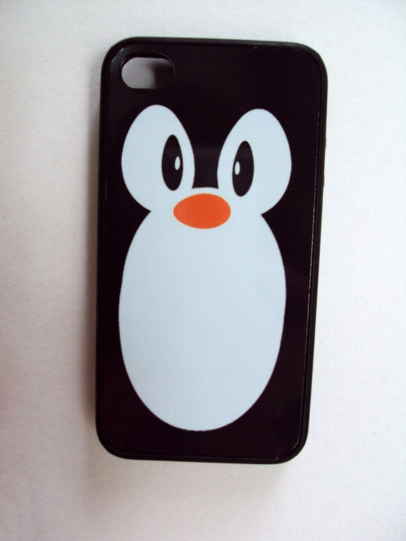 Penguin  iPhone 4 / 4S by Sassy Cases