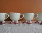 Carltonware Fine China Teacups Made in England