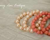 Stackable Pearl Bracelet (5)