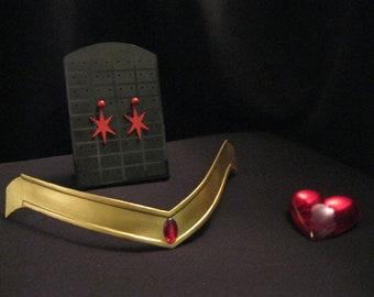 Sailor Mars cosplay accessory KIT