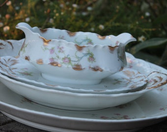 Haviland China Serving pieces from Limoge, Fance