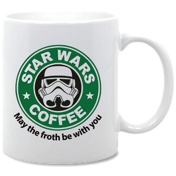 star wars coffee coffee mug by plan9tshirts on etsy. Black Bedroom Furniture Sets. Home Design Ideas
