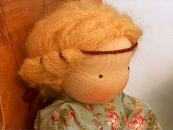 waldorf doll 16 inch/40 cm in baroque style