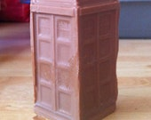Chocolate TARDIS box of 5