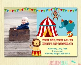 carnival birthday invitation  etsy, invitation samples