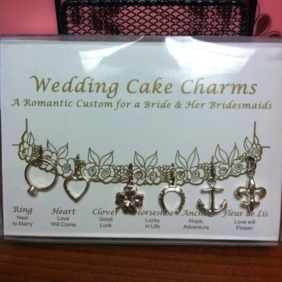 Wedding Cake Charms Pulls By Lilofthisnthat2 On Etsy