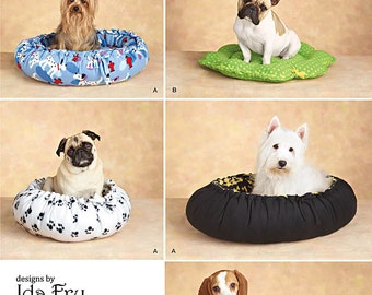 dog bed pattern
