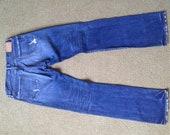 Simon Miller Jeans Parkview Vintage Straight 32x34