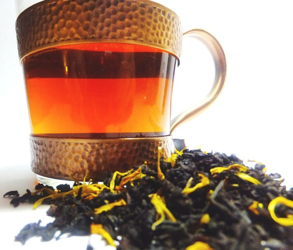 Tea Mango Ceylon Black Tea