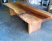 Tamarind slab table
