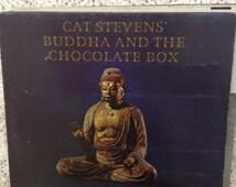"Cat Stevens' - ""Buddha and the Chocolate Box"" vinyl record"