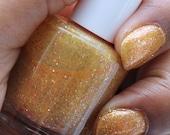 """Aladdin inspired nail polish """"Arabian Sands"""""""