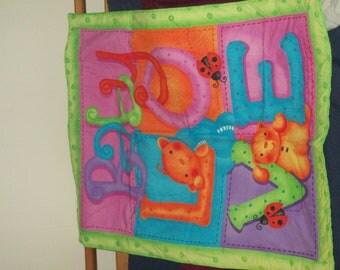 crib size quilt