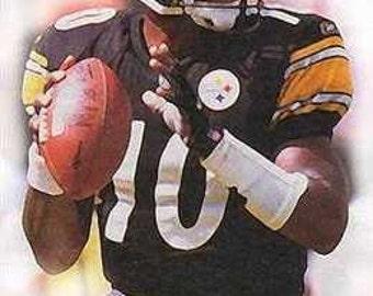 Rare Pittsburgh Steelers Kordell Stewart Prin