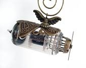 Butterfly Power - Steampunk Airship, Zeppelin, Dirigible