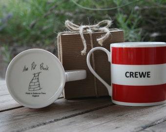 Crewe Hoop Mug