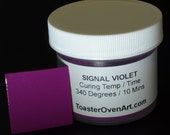 Signal Violet Powder Coating