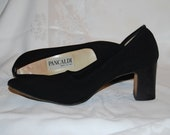 CLEARANCE Shoes, Vintage Ladies Shoes, PANCALDI, Pumps, Italy - footbridgecove1