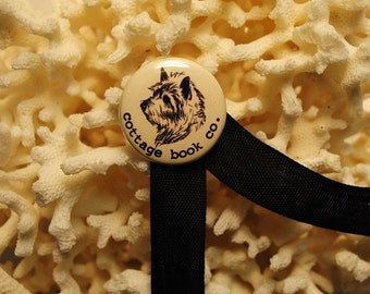 cottage book company pin