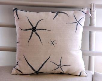 Seastar Pillow