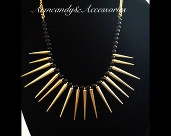 Spiked Necklace