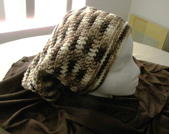 Cute slouchy beanie keeps your head warm and is in style