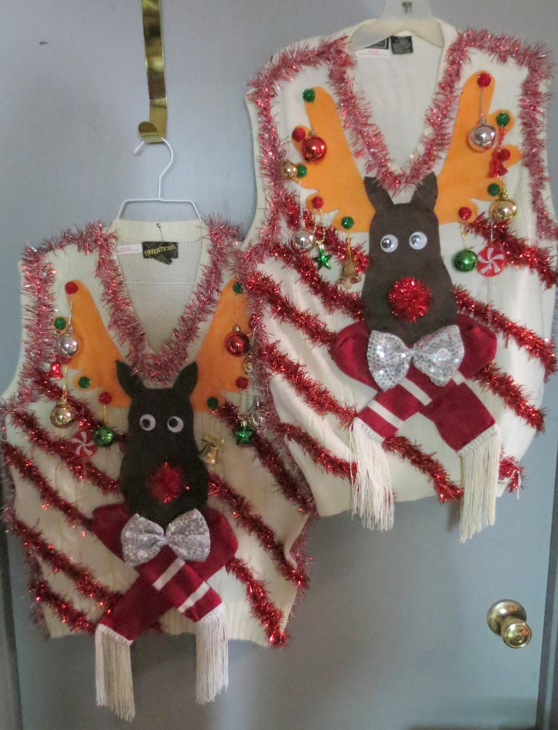 Custom Ugly Christmas Sweaters