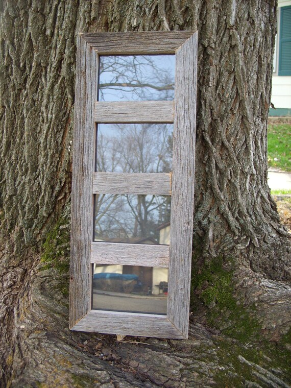 Barnwood Frame | Durango 16x20 Reclaimed Wood Frame |Rustic Wooden Picture Frame