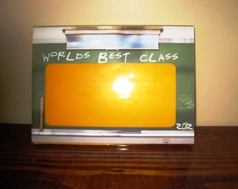 Worlds Best Class Picture Frame