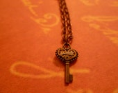 Steampunk jewellery charm/ pendant