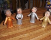 Miniature African-American choir