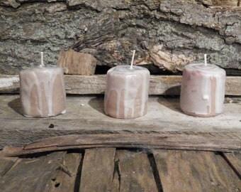 cinnamon bun votives