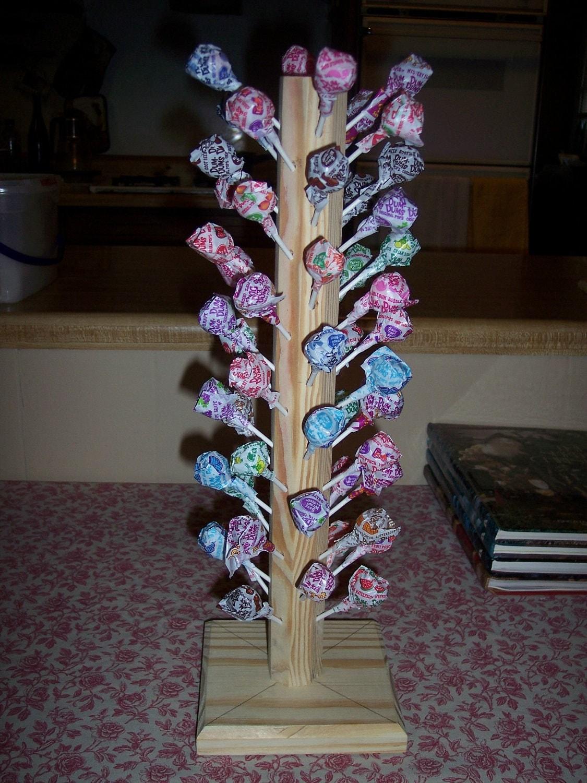 Exhibition Stand Tree : Lollipop cake pop holder tree display stand