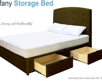 king bed frames on sale storage platform bed tiffany sale feb 12 only 100 off