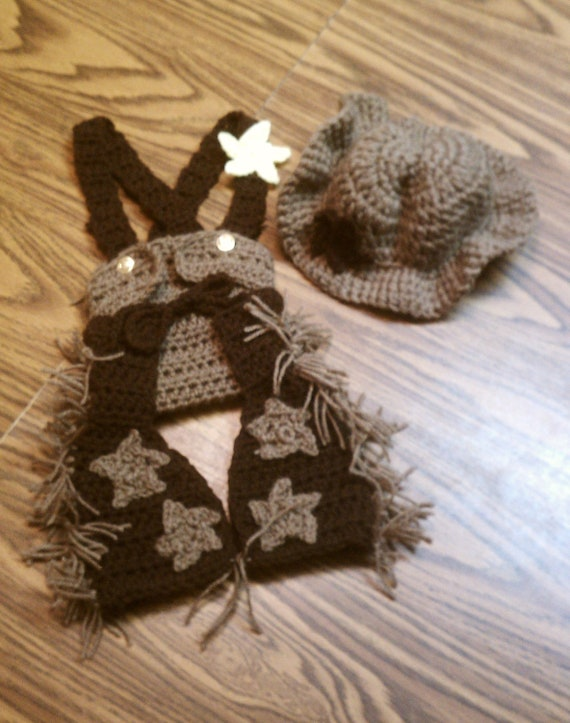 Crochet Baby Cowboy Chaps Pattern : Etsy - Your place to buy and sell all things handmade ...