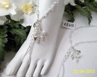 Barefoot Sandals  WEDDING COLLECTION Foot Jewelry