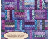 Anita Goodesign Jelly Roll Quilt Blocks  Mix and Match Quilting NEW