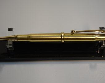 30-30 Cal. Rifle Cartridge Bullet Pen - Handcrafted Handmade