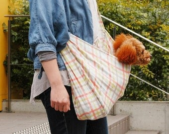 USEFUL Dog Carry Bag PDF Pattern & Recipe