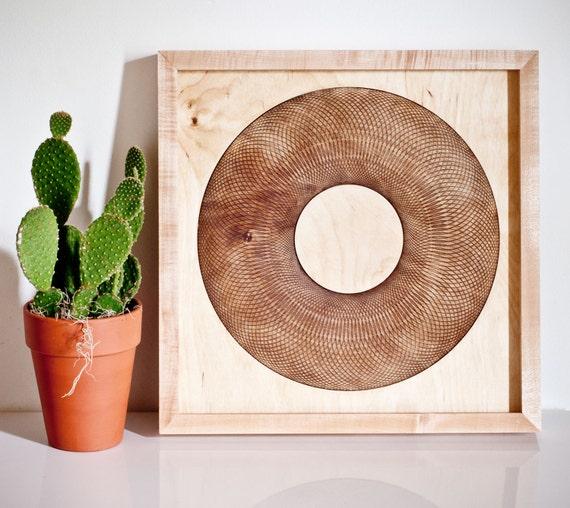 Wood Wall Panel - Ondulations 02