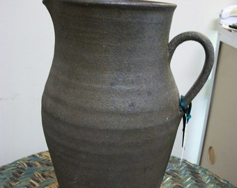 Anita Meaders Pottery-Signed