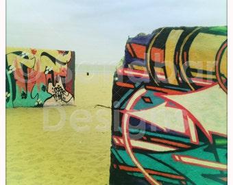4 x 4 photo Venice Beach