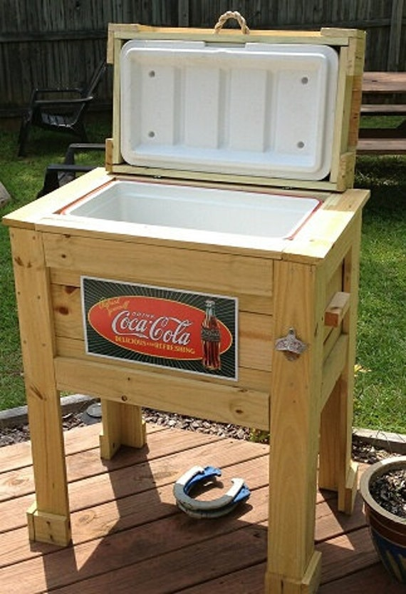 items similar to outdoor patio cooler on etsy