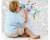 """Wallpapers - coloring """"Childhood"""""""