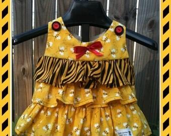 Shanna Leigh Ruffled Dress