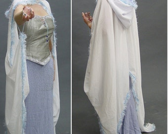 Ice/Snow Queen Costume, ready to ship *PRICE REDUCED*